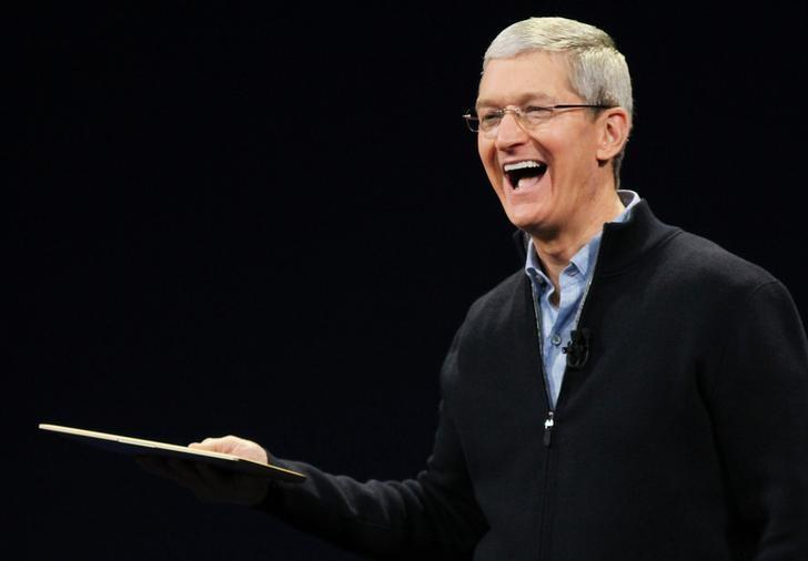 Apple's Tim Cook will give away all his money: Fortune