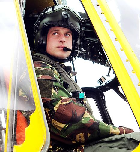Prince William Passes Helicopter Pilot Exams, Gets Air Ambulance Job