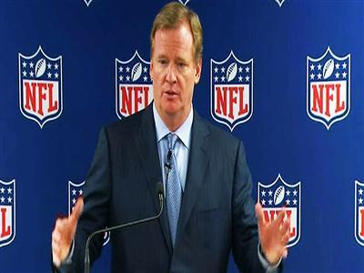 Goodell: Refs back, sorry fans suffered