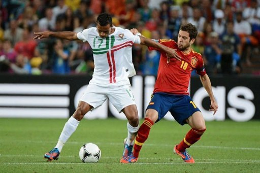 Portuguese midfielder Nani&nbsp;&hellip;
