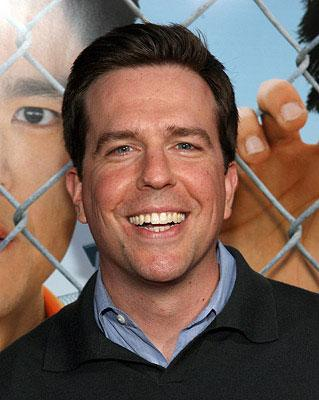 Ed Helms at the Los Angeles premiere of New Line Cinema's Harold and Kumar Escape from Guantanamo Bay