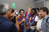 'I always wanted to come here' - Martins delighted to join Levante
