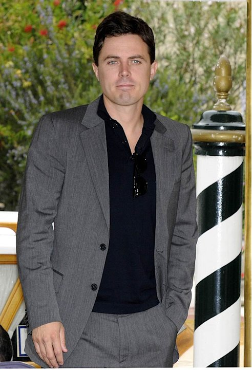 Casey Affleck Venice Film Fes
