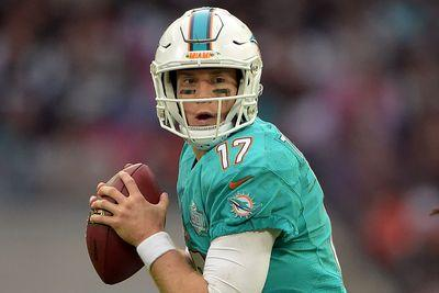 Ryan Tannehill slams 'slanderous' reports but admits to being a jerk to scout team