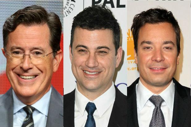 Fallon, Colbert, Kimmel, Corden, Meyers: See Late-Night TV Week 2 Rankings
