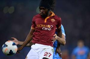Gervinho: Coaching the difference between Arsenal, Roma stints