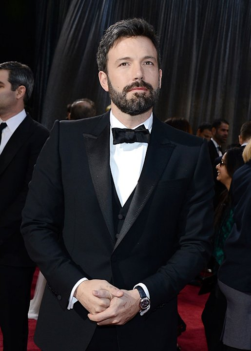 85th Annual Academy Awards - Arrivals: Ben Affleck