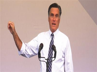 Romney: One campaign taking on water