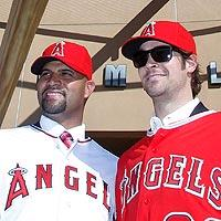 Angels take control of own future with Pujols, Wilson