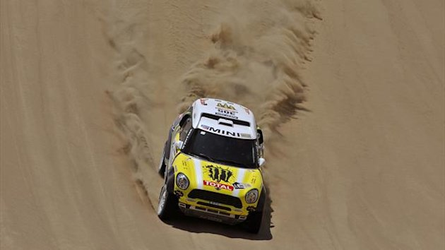 2013 Dakar Stage 4 Mini Roma
