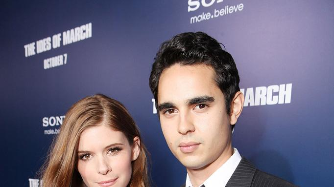 Ides of March LA Premiere 2011 Kate Mara Max Minghella