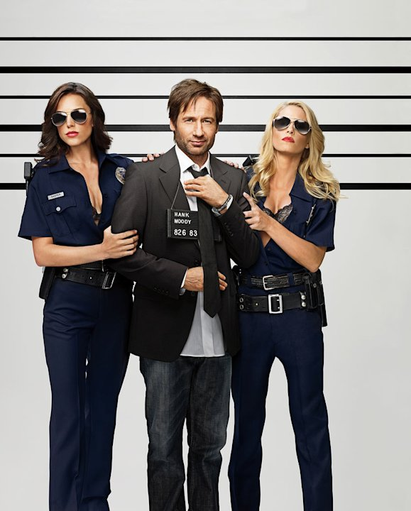 "David Duchovny stars as Hank in ""Californication."""