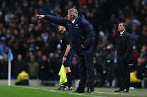 Manuel Pellegrini pleased with Manchester City character