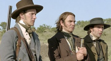 Patrick Wilson , Billy Bob Thornton and Jason Patric in Touchstone Pictures' The Alamo