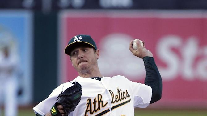 Kazmir follows fellow lefty Lester with a win
