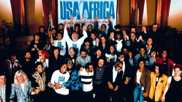 Pop Culture History Lesson: 'We Are the World' Turns 30
