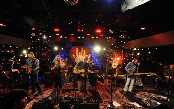 'Move Me Brightly' 70th Birthday Tribute for Jerry Garcia at TRI Studios