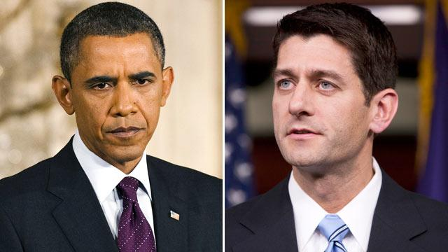 President Obama to Bob Woodward: 'Mistake' to Dress Down Paul Ryan to His Face in Budget Speech