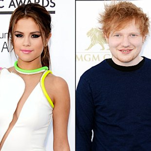 Selena Gomez Hooking Up With Ed Sheeran