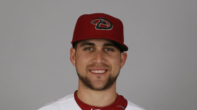 This is a 2015 photo of Ender Inciarte of the Arizona Diamondbacks baseball team. This image reflects the Diamondbacks' active roster as of Sunday, March 1, 2015, when this image was taken. (AP Photo/Matt York)