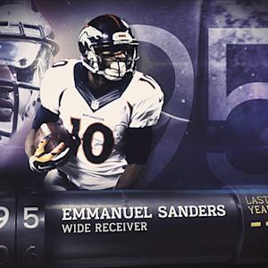 'Top 100 Players of 2015': No. 95 Emmanuel Sanders