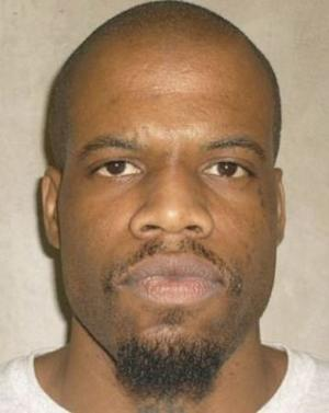 Death row inmate Clayton Lockett is seen in a picture from the Oklahoma Department of Corrections