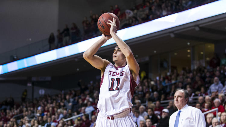 NCAA Basketball: Pennsylvania at Temple