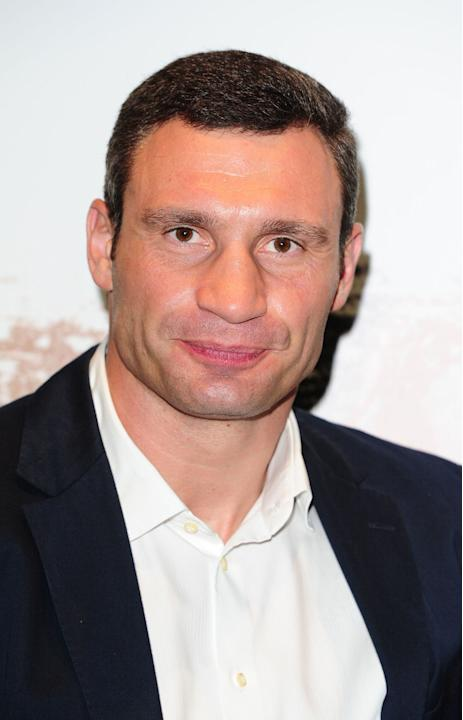 Boxing - Vitali Klitschko File Photo