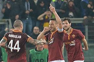 Roma 3-2 Udinese: Returning Totti leads Garcia's men to thrilling win