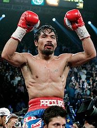 Manny Pacquiao insists he'll fight Floyd Mayweather but offer was financially unacceptable