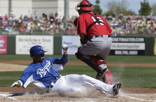 Pujols homers but Angels lose to Royals 17-11