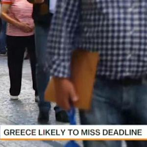 Greek Bailout Talks Said to Be Going Nowhere