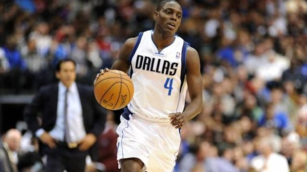 Saison 2012/2013: Darren Collison (Dallas Mavericks)