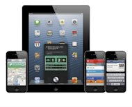 iOS 6 with Siri, Facebook and Maps on iPad and iPhone 4S