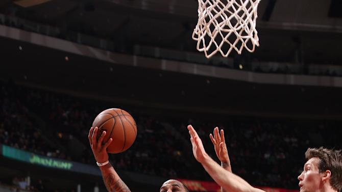 Afflalo scores 23 as Magic beat Bulls 83-82