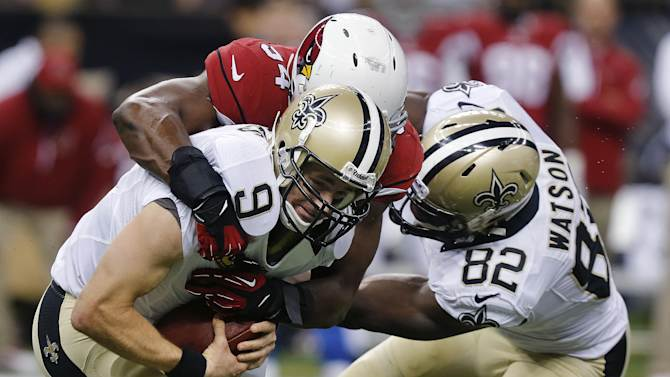 Cardinals OLBs Acho, Alexander out for season