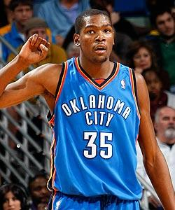 Durant poised to join game's elite stars