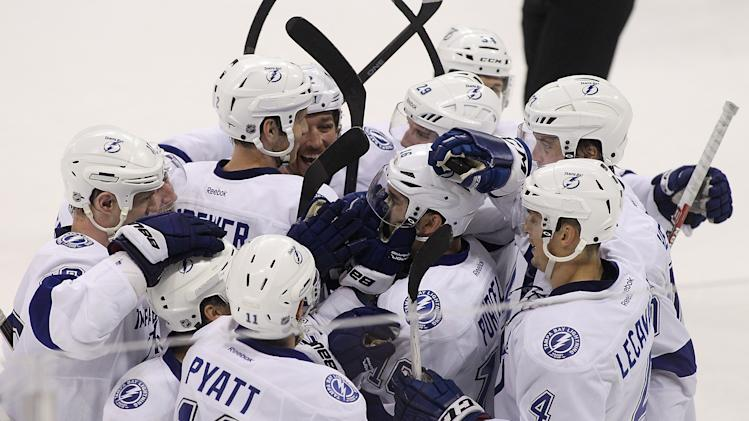 Tampa Bay Lightning v Winnipeg Jets