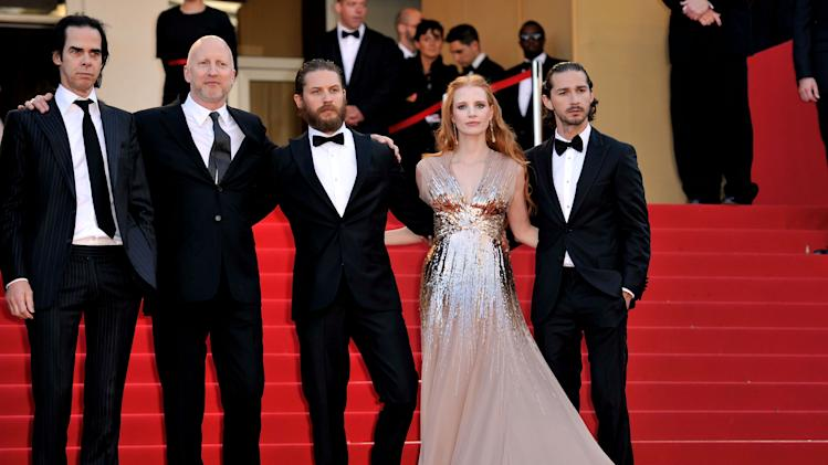 """Lawless"" Premiere - 65th Annual Cannes Film Festival"