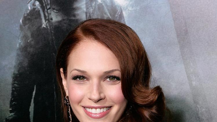 Friday the 13th LA Premiere 2009 Amanda Righetti