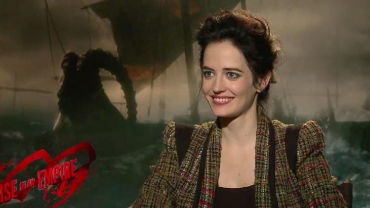 Eva Green talks about her one-of-a-kind performance in '300: Rise Of An Empire'