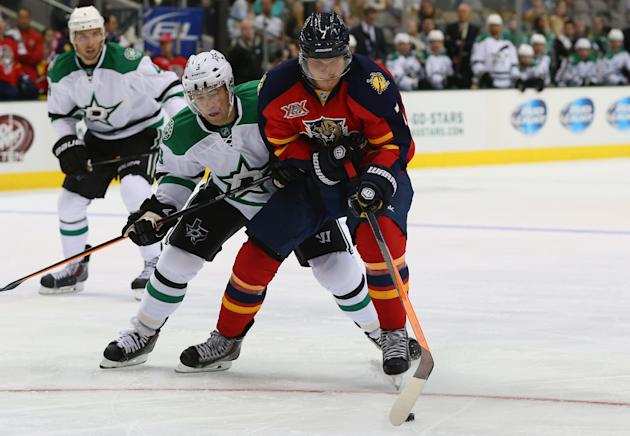 Florida Panthers v Dallas Stars