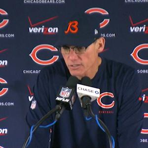 Chicago Bears head coach Marc Trestman: 'When Jay Cutler is ready, he will be playing'