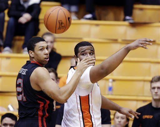Oregon State cruises past Utah for 82-64 victory
