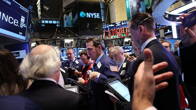 Wall Street sets eyes on November jobs report