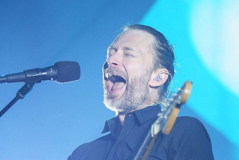 Thom Yorke thinks Google and YouTube are engaging in Nazi-like art theft