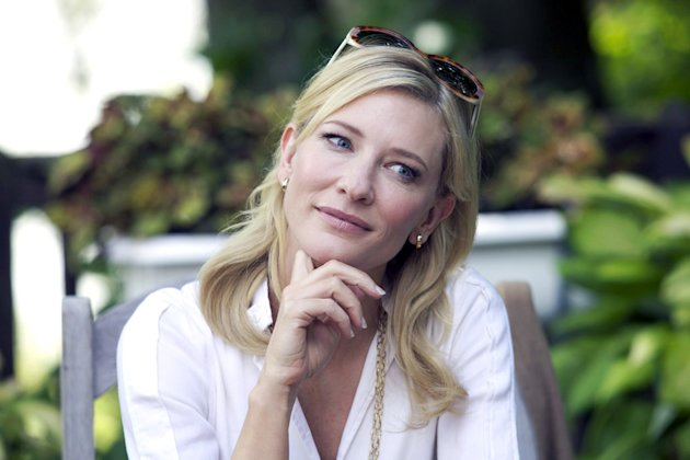 The Oscar-nominated Cate Blanchett in 'Blue Jasmine' (Photo: Sony Classics)