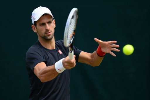 Djokovic, the US Open, Australian Open and Wimbledon champion, is in a ninth successive Grand Slam semi-final