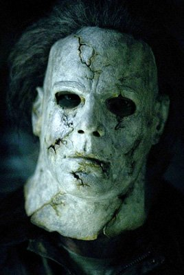Tyler Mane as Michael Myers in MGM/Dimension Films' Halloween