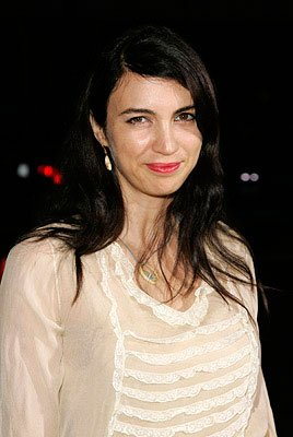 Shiva Rose-McDermott at the Los Angeles premiere of Fox Searchlight's The Darjeeling Limited